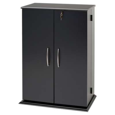 Picture for Locking Media Storage Cabinet