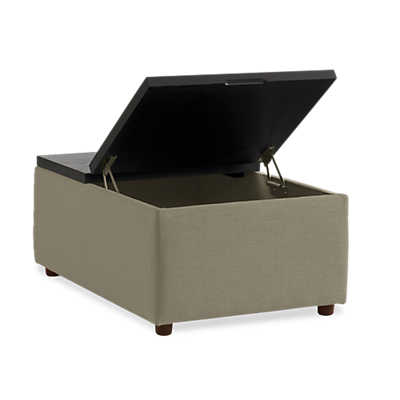 Picture of Kingsley Storage Ottoman