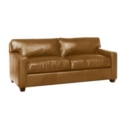 Picture for Fulton Leather Loveseat