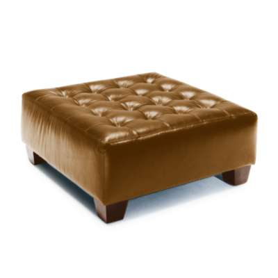 Picture for Walnut Grove Leather Ottoman