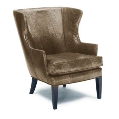 Picture for Fairgate Leather Wing Chair
