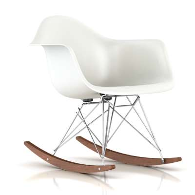 Picture for Eames Molded Plastic Rocking Chair by Herman Miller