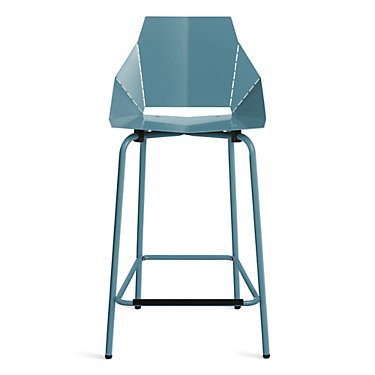 RG1CTRSTL-BDAQUA: Customized Item of Real Good Counterstool by Blu Dot (RG1CTRSTL)