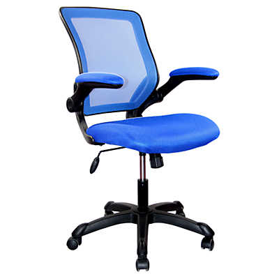 Picture of Techni Mobili Mesh Task Chair with Flip-Up Arms