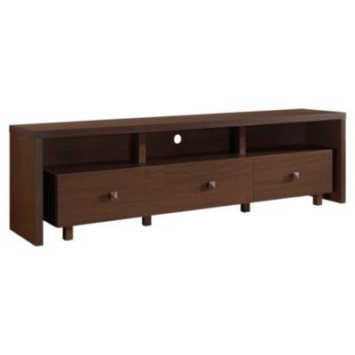 Picture for Modern TV Stand with 3 Drawers