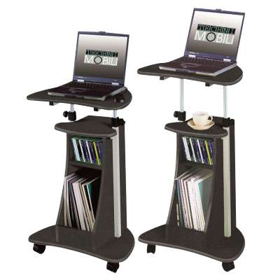 Picture for Height-Adjustable Laptop Stand with Storage Base