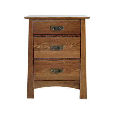 Picture of Pacific Shores 3 Drawer Nightstand