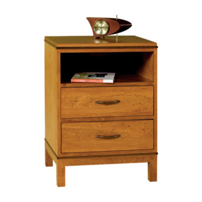 Picture of Urban Lights 2 Drawer Nightstand