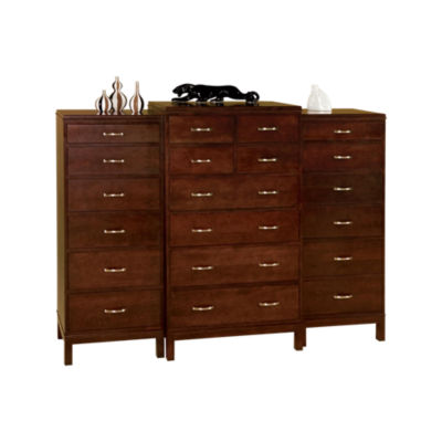 Picture of Urban Lights 3 Piece Dresser
