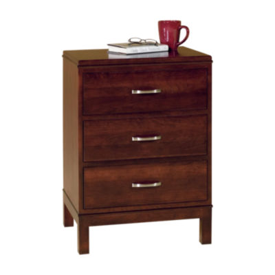 Picture of Urban Lights 3 Drawer Nightstand
