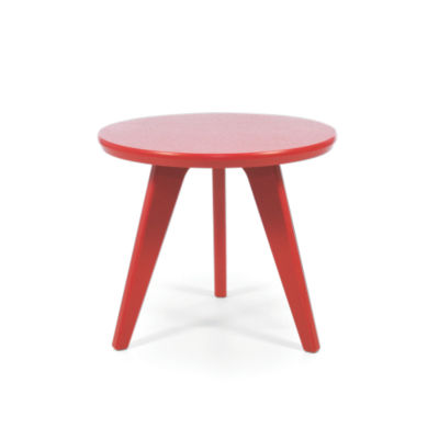 "Picture of Satellite 18"" Round End Table"