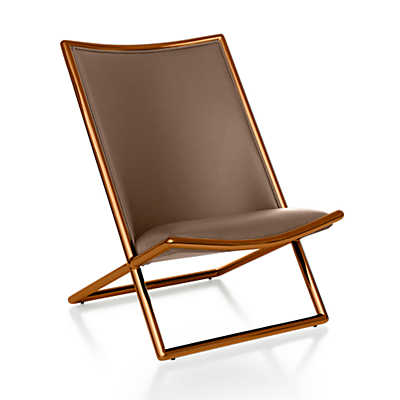 Picture of Geiger Ward Bennett Scissor Chair by Herman Miller