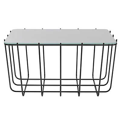 Picture of Scamp Small Table by Blu Dot