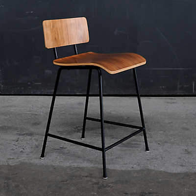 Picture of School Counterstool by Gus Modern