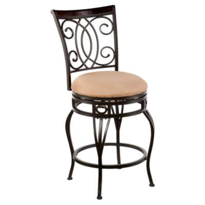 Picture for Duchesne Swivel Counter Stool