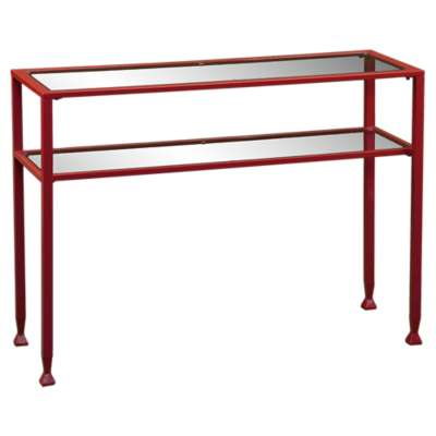 Picture for Bronte Red Console Table