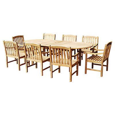 Picture of Buiten Outdoor Nine Piece Dining Set