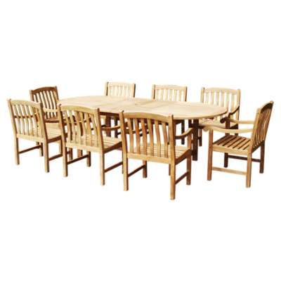 Picture for Buiten Outdoor Nine Piece Dining Set