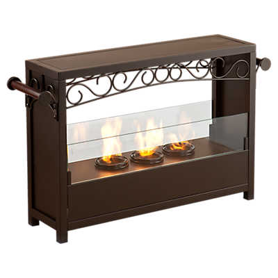 Picture of Castello Portable Indoor/Outdoor Fireplace