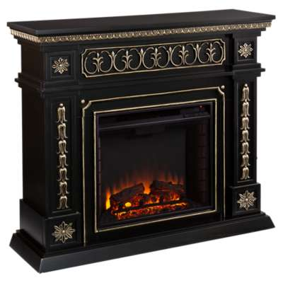 Picture for Magellan Black Electric Fireplace