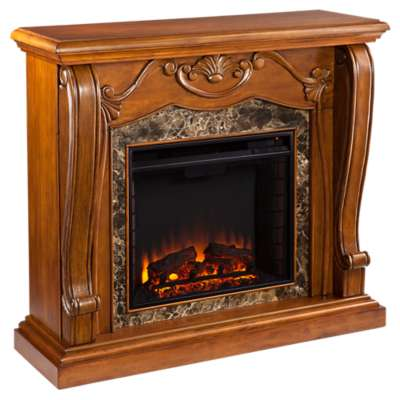 Picture for Albemarle Electric Fireplace