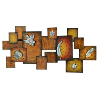 Picture for Autumn Abstract Wall Art Panel