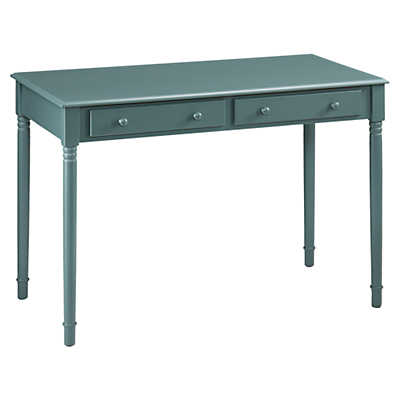 Roane 2 Drawer Writing Desk Smart Furniture