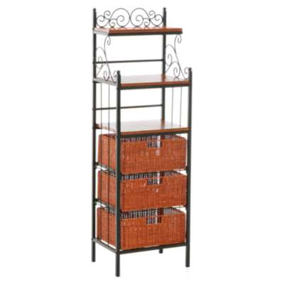 Picture for Careme 3-Drawer Baker's Rack