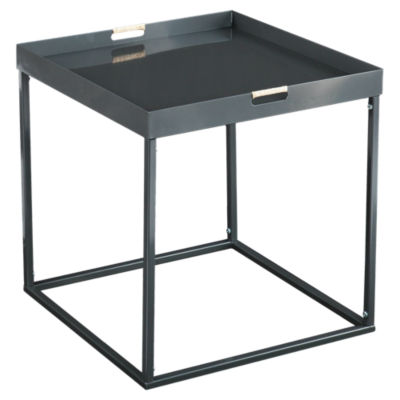 Picture of Cubic Indoor/Outdoor Butler Accent Table
