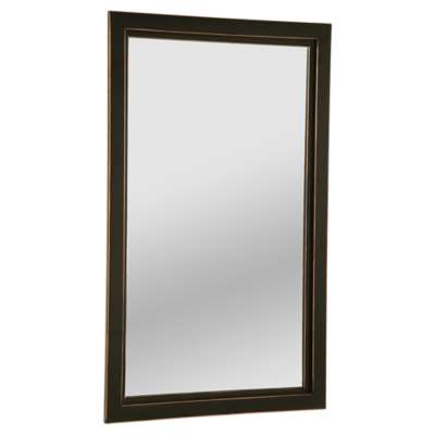 Picture for Greer Black Wall Mirror