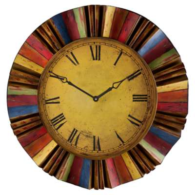 Picture for Iris Wall Clock