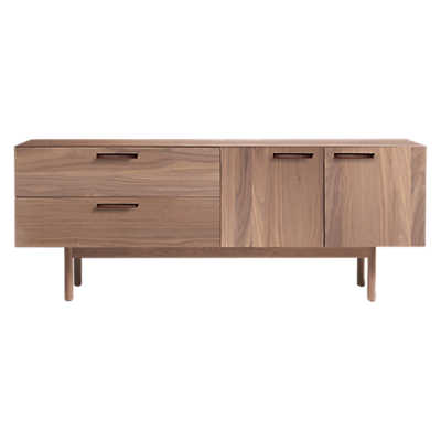 Picture of Shale 2 Drawer 2 Door Dresser by Blu Dot