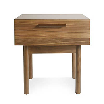 Picture of Shale Bedside Table by Blu Dot