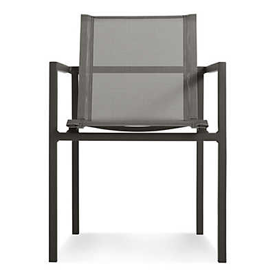 Picture of Skiff Outdoor Stacking Chair by Blu Dot