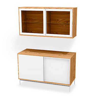 Picture of MODO 2x2 Storage Wall SM 722-732 by Skovby