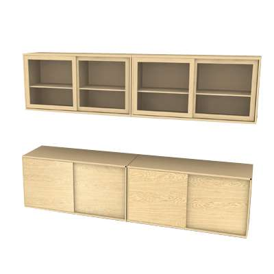 Picture for MODO 4x2 Storage Wall SM 722-732 by Skovby