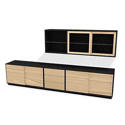 Picture of MODO 5x3 Storage Wall SM 722-732 by Skovby