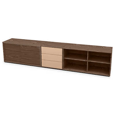 Picture of MODO Entertainment and Storage Console SM 732-742 by Skovby