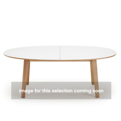 SKSM20-OAKOILTOP_OAKOILLEGS: Customized Item of NEO SM 20 Dining Table by Skovby (SKSM20)