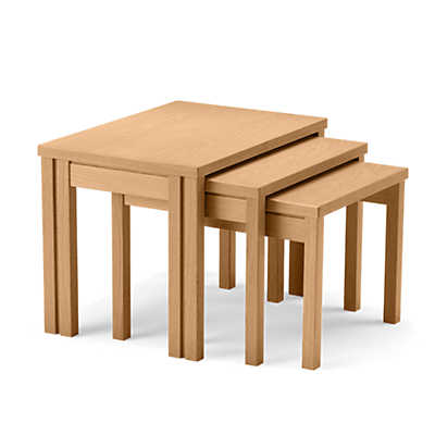 Picture of Nesting Tables SM 224 by Skovby