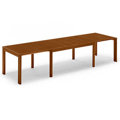 Picture of Rectangular Extending Dining Table SM 23 by Skovby