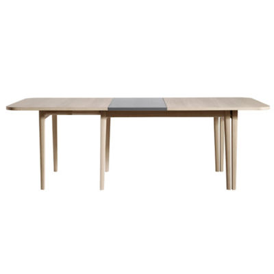 SKSM28-OAKOILTOP_OAKOILLEGS-GREY: Customized Item of NEO SM 28 Dining Table by Skovby (SKSM28)
