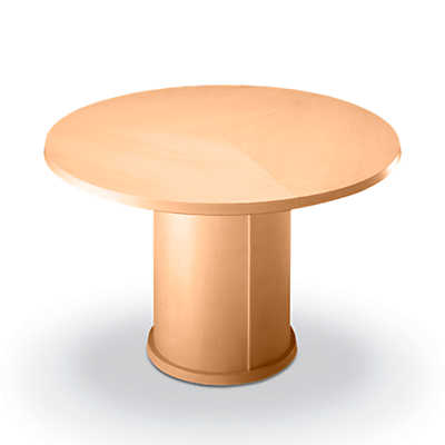 Picture of Round Expanding Dining Table SM 32 by Skovby