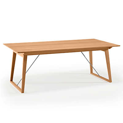 Picture of Rectangle Extending Dining Table SM 38 by Skovby