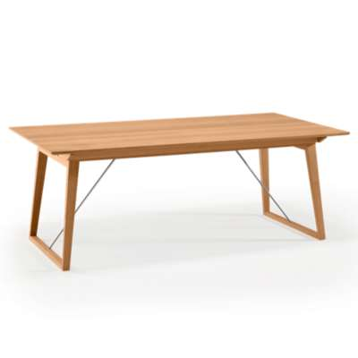 Picture for Rectangle Extending Dining Table SM 38 by Skovby