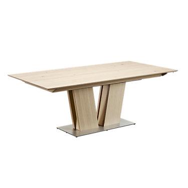 SKSM39-QS-OILED WALNUT: Customized Item of Extending Dining Table SM 39 by Skovby (SKSM39)