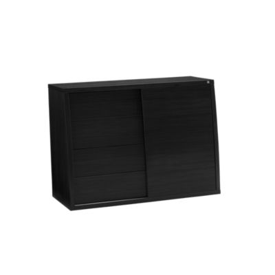 SKSM752-SP-BLACK WENGE: Customized Item of Buffet SM 752 by Skovby (SKSM752)