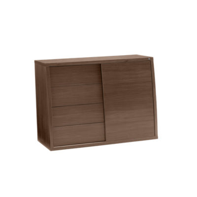 SKSM752-QS-WALNUT: Customized Item of Buffet SM 752 by Skovby (SKSM752)