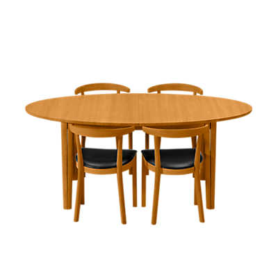 Picture of Dining Table SM 78 by Skovby