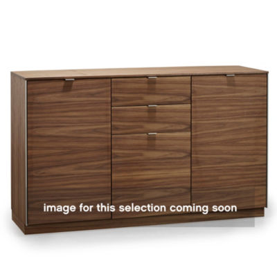 SKSM932-WALNUT_LACQUER: Customized Item of Sideboard SM 932 by Skovby (SKSM932)